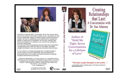 Creating Relationships that Last - DVD